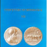 CERCETARI NUMISMATICE vol. VII.1996 Muzeul National de Istorie a Romaniei - Arheologie