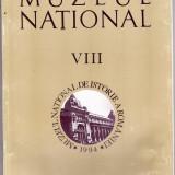 Muzeul National vol VIII 1994 Muzeul National de Istorie a Romaniei
