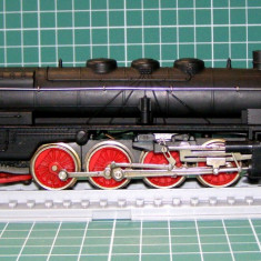 Locomotiva abur BR39 marca Lima scara HO(4037) - Macheta Feroviara Lima, 1:87, Locomotive
