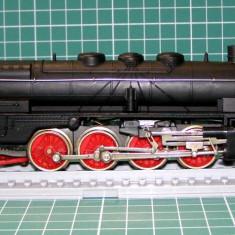 Locomotiva abur BR39 marca Lima scara HO(4037) - Macheta Feroviara, 1:87, Locomotive