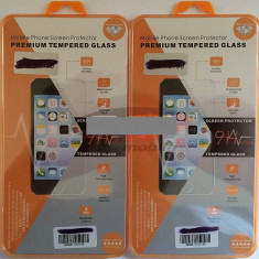 Geam protectie display sticla 0, 26 mm Microsoft Lumia 640 XL - Folie de protectie Microsoft, Anti zgariere