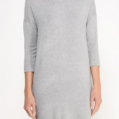Rochie tip pulover Vero Moda - 10137034 gri deschis - Rochie de zi Vero Moda, Marime: 40