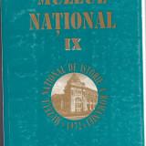 Muzeul National vol IX 1997 Muzeul National de Istorie a Romaniei - Arheologie