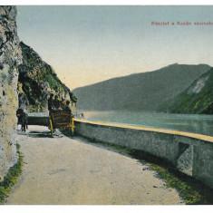 3281 - Orsova, KAZANELE DUNARII, carts - old postcard - unused - Carte Postala Oltenia 1904-1918, Necirculata, Printata