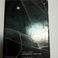 FOTOGRAFUL CREATOR - ANDREAS FEININGER - Carte Fotografie