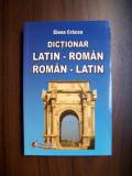 Dictionar latin - roman / roman - latin - Elena Cracea (2015)
