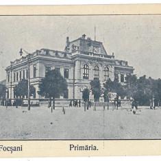 3236 - Vrancea, FOCSANI, Primaria - old postcard - unused - Carte Postala Moldova 1904-1918, Necirculata, Printata