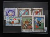 Set timbre Mongolia stampilate #655, Stampilat