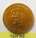 Moneda 1 Coroana - CEHOSLOVACIA 1982 *cod 1995 xf, Europa
