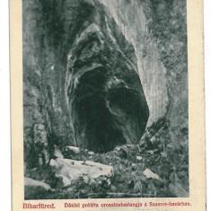 3276 - Bihor, STANA de VALE, Cave - old postcard - unused - Carte Postala Crisana 1904-1918, Necirculata, Printata