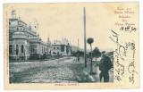 3235 - Bukowina, Suceava, VATRA DORNEI - old postcard - used - 1904, Circulata, Printata