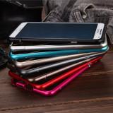 SAMSUNG GALAXY S5 bumper aluminiu rosu - Husa Telefon
