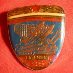 Insigna Militara URSS - Rachete - Aniversare 25 Ani