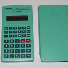 Calculator stiintific CASIO FX Junior