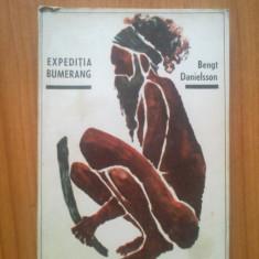 K2 Bengt Danielsson - Expeditia Bumerang
