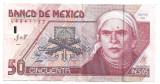 MEXIC 50 PESOS 1996 F
