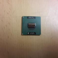 Procesor Laptop Intel Celeron M SL86K 1, 4GHz Socket mPGA4778C, 800- 1500 Mhz, Numar nuclee: 1