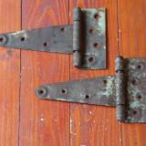 lot 2 bucati - Balamale din metal model vechi - functionale  !!!