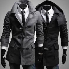 Palton/paltoane barbati gen ZARA - Palton barbati, Marime: M, Culoare: Gri