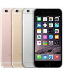 Iphone 6S 64gb neverloked rose gold nou la cutie, 1an garantie!PRET:2200lei - Telefon iPhone Apple, Roz, Neblocat