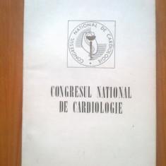 h0c Congresul national de cardiologie