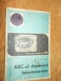 ABC-UL DEPANARII TELEVIZOARELOR - CODAUS