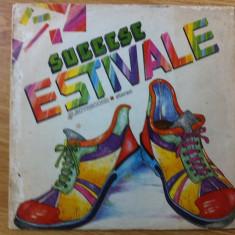 Succese estivale lp disc vinyl muzica pop usoara romaneasca anii 80 electrecord, VINIL