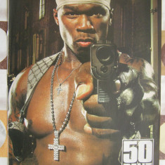 Poster 50 Cent, Madonna si Linkin Park / Bravo - Afis