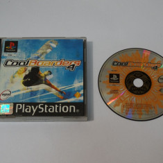 Joc consola Sony Playstation 1 PS1 PS One - Cool Boarders 4, Single player, Actiune, Toate varstele