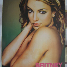 Poster Britney Spears, Bliss si Ricky Martin / Bravo - Afis