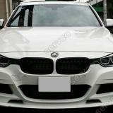 difuzor prelungire bara fata BMW F31 seria 3 Hamann bara Mpachet pachet M mtech
