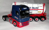 NOU! Herpa VOLVO GL FH16 2013 swap container Alfred Talke  1:87