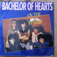 BACHELOR OF HEARTS ON THE BOULEVARD disc vinyl lp muzica pop rock electrecord - Muzica Rock electrecord, VINIL