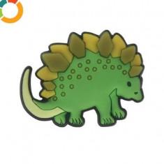 jibbitz CROCS - bijuterii/accesorii pentru saboti de guma - stegosaurus