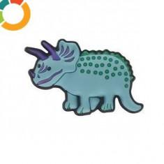 jibbitz CROCS - bijuterii/accesorii pentru saboti de guma - Triceratops