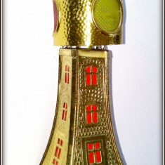 Moara de vant ( cu far) realizata din tabla - Arta din Metal