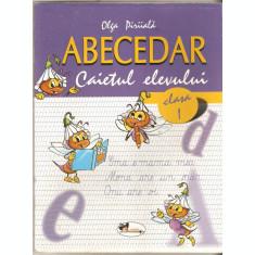 Abecedar-caietul elevului