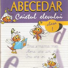 Abecedar-caietul elevului - Manual scolar