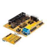 UNO R3 Sensor Shield V5 Digital Analog Module Servo Motor pentru ARDUINO