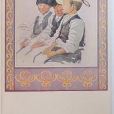 EMIL ZARIFOPOL, VARSOVIA, 5 OCTOMBRIE 1922 - Harta Europei