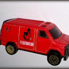 Macheta no name Feuerwehr - masina de pompieri - Macheta auto, 1:64