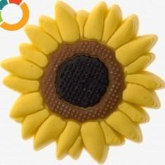 jibbitz CROCS - bijuterii/accesorii pentru saboti de guma - Sunflower