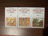 Sarbatorile la romani,3 vol: Carnilegile, Paresimile, Cincizecimea - S.Fl.Marian