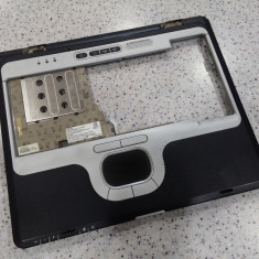 Palmrest + touchpad laptop Hp Compaq nc6000 - Carcasa laptop
