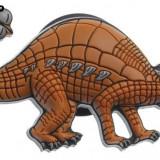 Jibbitz CROCS - bijuterii/accesorii pentru saboti de guma - ankylosaurus