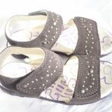 Sandalute fetite, piele, SALAMANDER, LURCHI - GERMANIA - Outlet