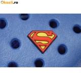 Jibbitz CROCS - bijuterii/accesorii pentru saboti de guma - Superman