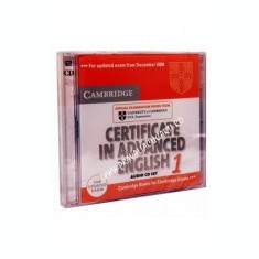 Certificate in Advanced English 1 AudioCD Set - Certificare