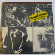 VINIL L.P. THE ROLLING STONES ALBUMUL EMOTIONAL RESCUE 1980 - Muzica Rock Altele