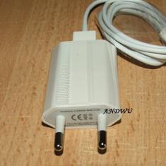 Incarcator iphone 6 + cablu date iphone 6 - Incarcator telefon iPhone, De priza